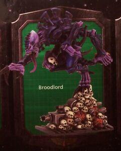 40K Space Hulk- 1x Tyranid Broodlord. OOP