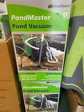 More details for new pondxpert pondmaster pond vacuum 1400w 35l hoover vac silt sludge remover
