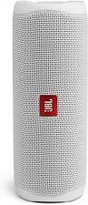 JBL FLIP 5 Waterproof Portable Bluetooth Speaker - White
