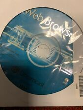 Sega Dreamcast Web Browser 2.0 Seganet Disc Only
