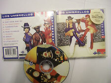 LOS UMBRELLOS Flamenco Funk (LTD ED + Bonus) – 1998 UK/EU CD – Latin, Pop Rap