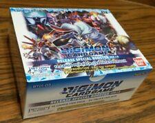 Digimon 2020 TCG Card Game Booster Box (November Release) ENGLISH Ready to Ship