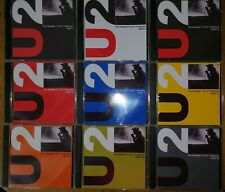 """U2 The Ultimate 7"""" & 12"""" Collection (9 CDs)"""