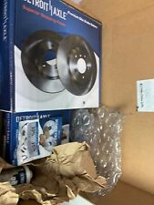Front Brake Rotors & Ceramic Pads for 2003 2004 2005 2006 - 2009 Toyota 4Runner