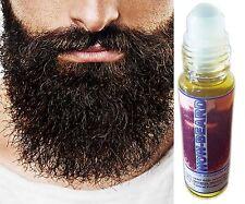 BARBE MOUSTACHE Anti Chute Poils Visage Accelerateur Pousse Cheveux SERUM 10ml