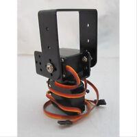 2 DOF Pan and Tilt With MG995 Servos Sensor Mount for Arduino Robot DIY