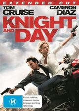 Knight And Day (DVD, 2010)*R4*Tom Cruise*Terrific Condition