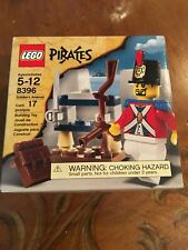 LEGO ~ PIRATES ~ Soldier's Arsenal ~ Set #8396 ~ New in Sealed Box from 2009