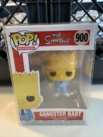Funko Pop! The Simpsons - Gangster Bart #900 (w/ Protector)