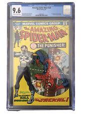 Amazing Spider-Man #129 CGC 9.6 - First App. of the Punisher - RARE