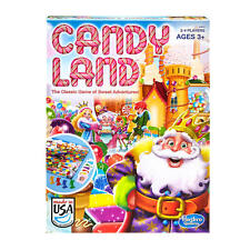 Hasbro Candy Land Game - The Classic Game of Sweet Adventure - Factory Sealed!