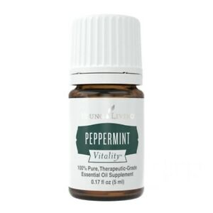 YOUNG LIVING Peppermint Vitality Essential Oil 5 ml  SEALED