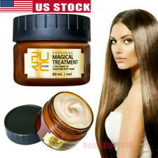 Magical Treatment Mask 5 Seconds Repair Damage Restore Soft Hair 60ml Smooth US