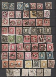 Portugal lot used classics stamps all with remarks
