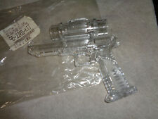 NOS SPORTS SHOOTING CLEAR GUN CASE ATOMISWAVE arcade game part     c61