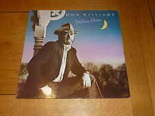 DON WILLIAMS - Yellow Moon - 1983 UK 10-track LP
