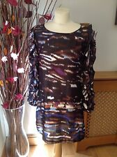 GORGEOUS PIED A TERRE DRESS SIZE 8 USED/WORN TWICE