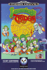 ## SEGA Mega Drive - Lemmings 2: The Tribes / MD Spiel ##