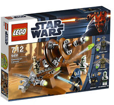 9491 GEONOSIAN CANNON lego set NEW legos STAR WARS clone wars BARRISS OFFEE