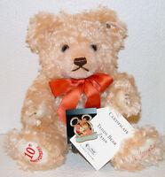STEIFF Zehn Teddy Bear 1997 Walt Disney World WDW 1997 Convention SIGNED