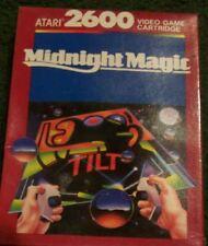 Midnight Magic Atari 2600 New NOS Boxed NTSC