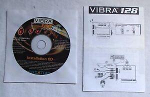 Creative Vibra 128 Soundcard Installation CD & Quick Start Guide for Windows