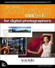 The Adobe Photoshop CS5 Book for Digital Photographers (Voices That-ExLibrary