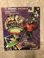 Universal Studios MONSTERS FLASHLIGHT KEYCHAIN Wolfman Vintage 1995