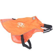 """Kurgo orange reflective dog vest 16"""" long size large bbx5"""