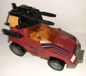 Figurine Transformers Pretenders Gunrunner Vintage Hasbro G1 A-2 no Optimus