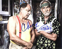 Cheech Marin & Tommy Chong Up in Smoke Authentic Signed 8x10 Photo BAS #B61894
