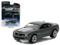 2012 Chevy Camaro SS Grey GM Collections Series 1 Model 1:64 Greenlight 27870D*