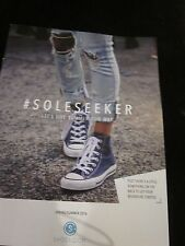 SHOES.COM SPRING SUMMER 2016 CATALOG SOLE SEEKER LET'S LIVE SUMMER OUR WAY NEW