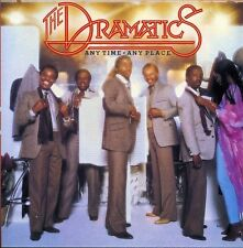 The Dramatics - Anytime Anyplace [New CD]