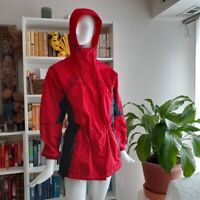 Women's Columbia Sportswear Hooded Ski/snow Jacket Coat size Small Red