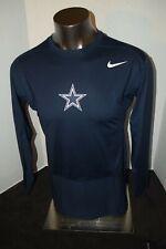 NFL Dallas Cowboys Mens Nike Legend Coaches T-Shirt 2XL Navy