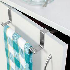 Handtuchhalter Tür Edelstahl Handtuchhalter küche Geschirrtuchhalter Kratzschutz