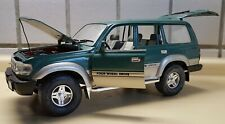 TOYOTA  LAND-CRUISER  1.18  Road Tough Modell 1992  Grün.