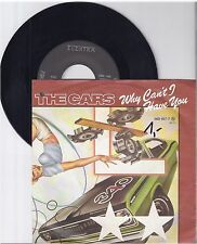 """The Cars, Why can't I have you, G/VG  7"""" Single 999-248"""