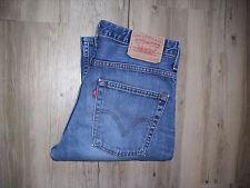 RARITÄT Levis 507 (0426) Bootcut Jeans W32 L32 GUTER ZUSTAND NB527