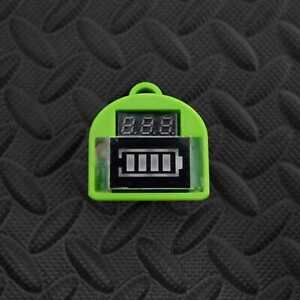 Dual Ryobi 18V Battery Meter fits all One+ lithium batteries