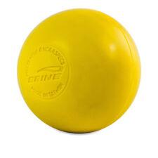 Brine 6085Y Nocase Lacrosse Balls Yellow 6Pk