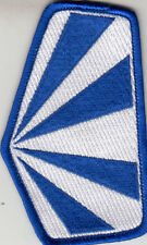 VAW-121 BLUETAILS TAIL FIN SHOULDER PATCH