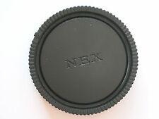 Sony NEX capuchon d'objectif arrière générique