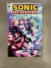 Sonic the Hedgehog #31 1:10 RI Retailer Incentive Variant IDW 2020