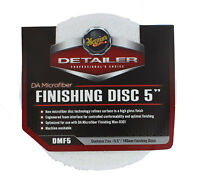 "Meguiar's DMF5 5"" DA Microfiber Finishing Disc, (Pack of 2)"