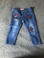 GUESS Girls Jeggings, 18 Months