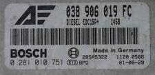 TUNED !!! VW SHARAN SEAT ALHAMBRA ECU 1.9TDI 115 AUY 038906019FC IMMO OFF