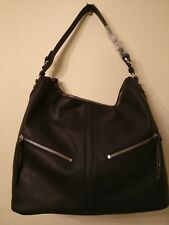 Clarks Black Faux Leather Handbag - Brand New