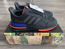 Adidas X TFL ZX500 RM 1/500 Rare UK11 EU46 US11.5 Transport For London BNWT